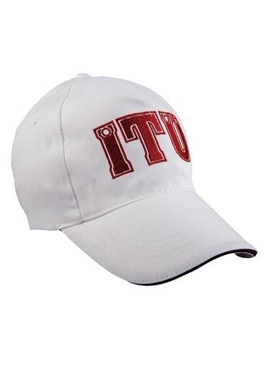 1773 İTÜ Şapka Beyaz